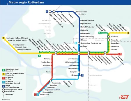 Metrokaart