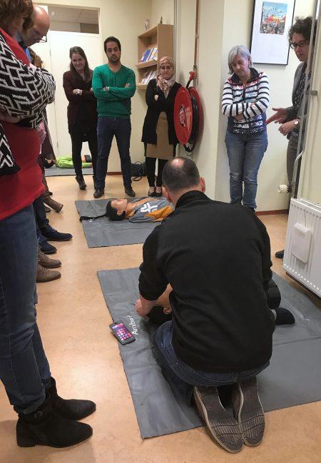 AED en reanimatietraining